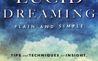Lucid Dreaming Plain and Simple book cover